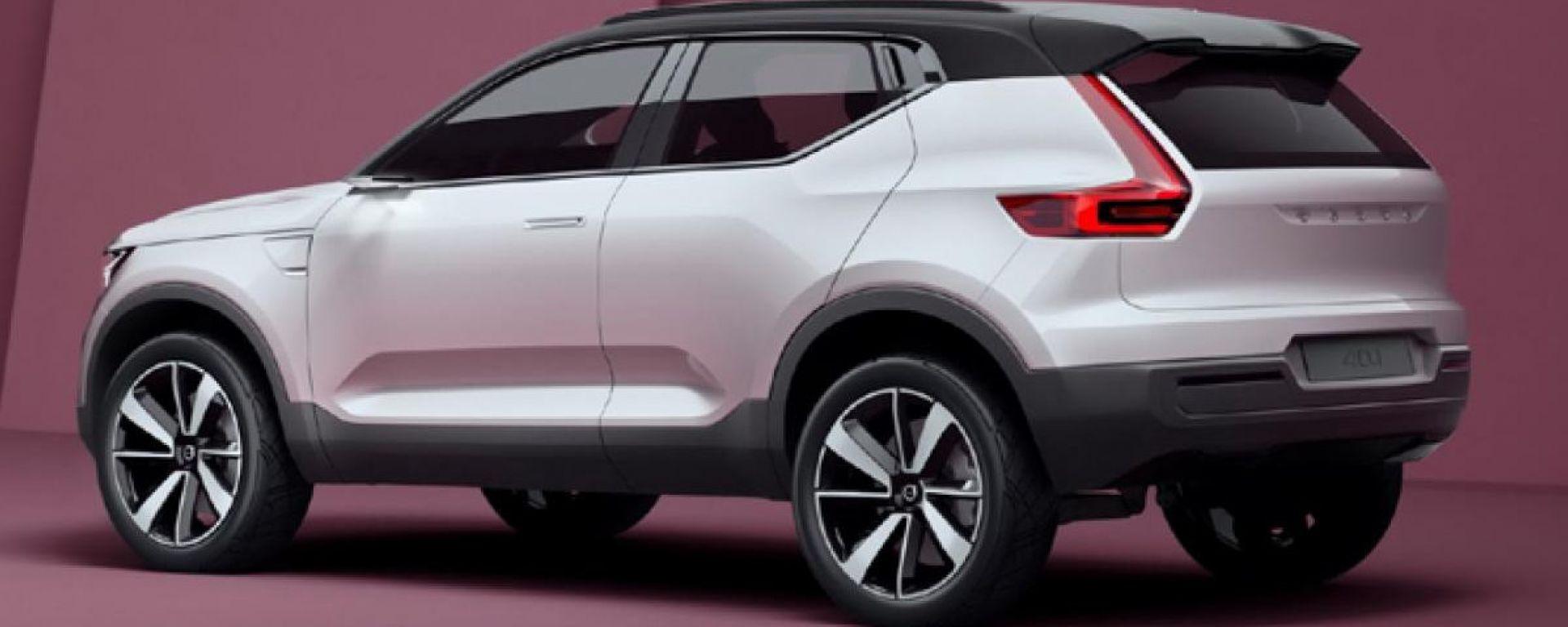 Volvo XC20, quale aspetto?