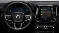 Volvo XC40 con Android Automotive