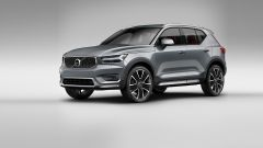 Volvo XC40 con il nuovo exterior styling kit
