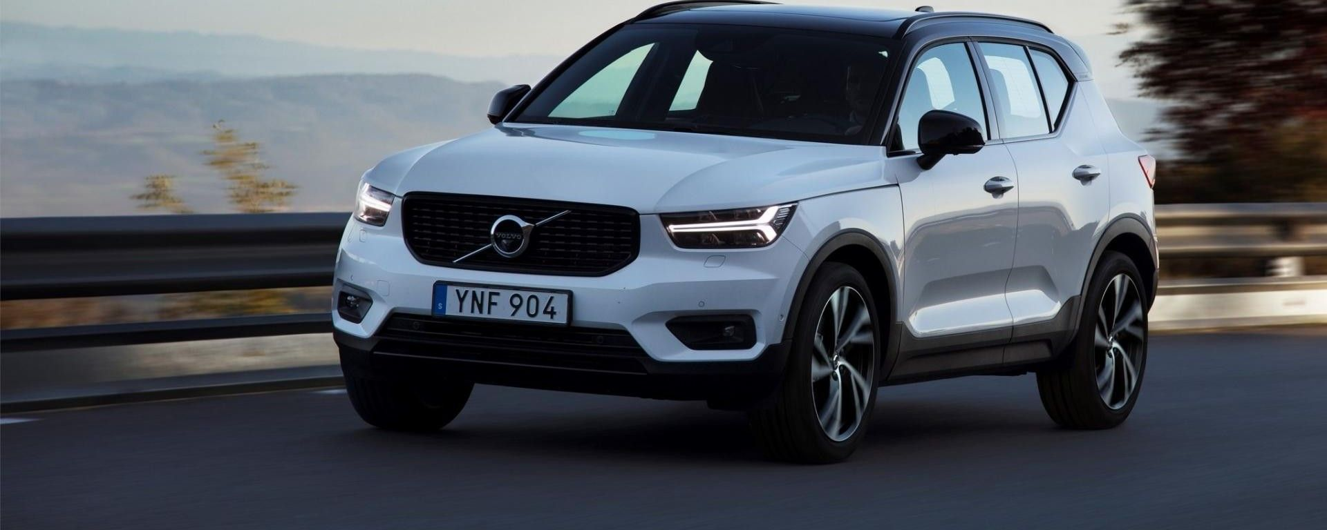 Volvo XC40 è Car of the Year 2018