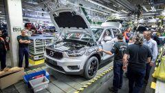 Volvo XC40: al via la produzione - Immagine: 5