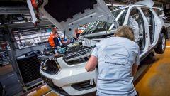 Volvo XC40: al via la produzione - Immagine: 9