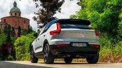 Volvo XC40 Pure Electric, perché sì e perché (ancora) no. Prova video - Immagine: 4