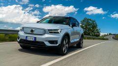 Volvo XC40 Pure Electric, perché sì e perché (ancora) no. Prova video - Immagine: 5