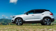 Volvo XC40 Pure Electric, perché sì e perché (ancora) no. Prova video - Immagine: 7