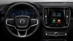 Volvo XC40 Pure Electric, perché sì e perché (ancora) no. Prova video - Immagine: 22