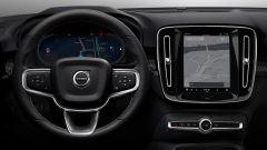 Volvo XC40 Pure Electric, perché sì e perché (ancora) no. Prova video - Immagine: 23