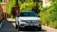 Volvo XC40 Pure Electric, perché sì e perché (ancora) no. Prova video - Immagine: 28