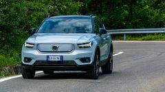 Volvo XC40 Recharge, il video della prova