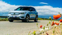 Volvo XC40 Pure Electric, perché sì e perché (ancora) no. Prova video - Immagine: 30