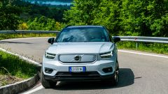 Volvo XC40 Pure Electric, perché sì e perché (ancora) no. Prova video - Immagine: 34