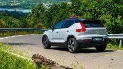 Volvo XC40 Pure Electric, perché sì e perché (ancora) no. Prova video - Immagine: 35
