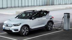 Volvo XC40 Pure Electric, perché sì e perché (ancora) no. Prova video - Immagine: 16