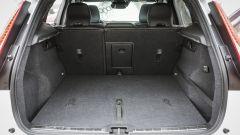 Volvo XC40: il bagagliaio