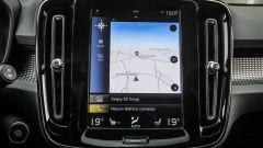 Volvo XC40: il sistema infotainment Sensus da 9 pollici