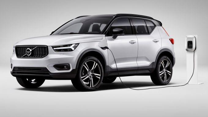 Volvo XC40: nel 2021 arriverà il nuovo modello