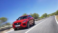 Primo contatto dal vivo con Jaguar E-Pace