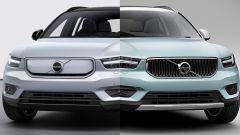 Volvo XC40: Recharge e ICE