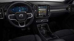 Volvo XC40 Recharge, gli interni