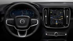 Volvo XC40 Recharge, infotainment Android Automotive