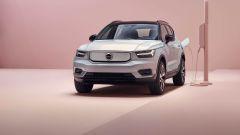 Volvo aggiorna XC40 elettrica per aumentare autonomia