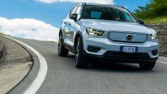 Volvo XC40 elettrica: prezzo, autonomia, opinioni. Prova video