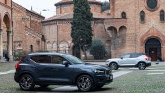 Volvo XC40 Recharge T5 Plug-in hybrid: vista laterale