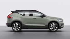 Volvo XC40 Recharge: vista laterale