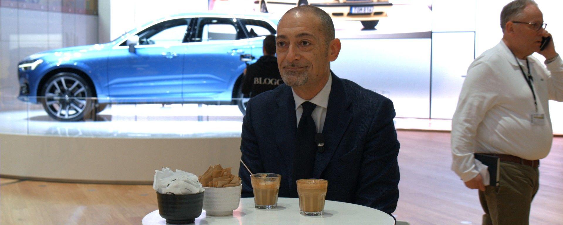 Volvo XC60 2017: quanto manca alla guida autonoma?