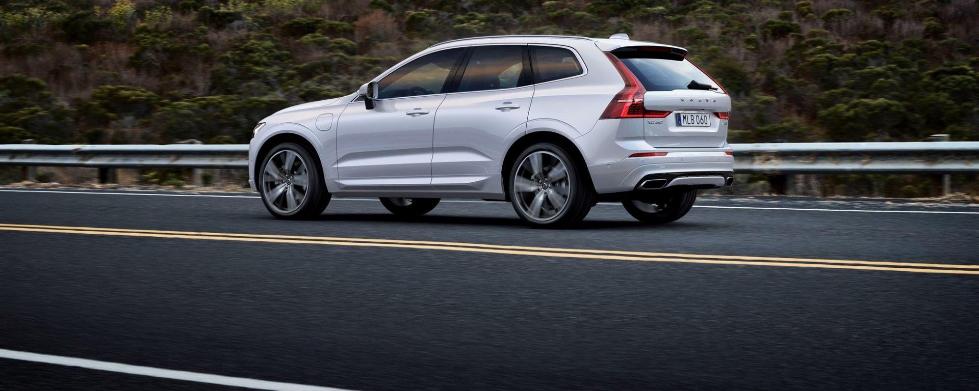 Volvo XC60: al Salone di Ginevra debutta la seconda generazione