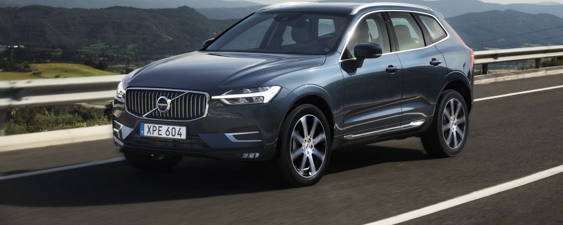 Volvo XC60: vince il premio World car of the year 2018