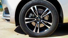 Volvo XC60 AWD Momentum Pro, dettaglio del cerchio