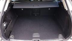 Volvo XC60 AWD Momentum Pro, il bagagliaio