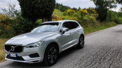 Volvo XC60 AWD Momentum Pro, il test drive