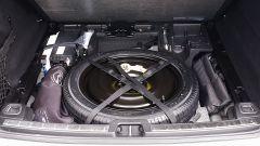 Volvo XC60 AWD Momentum Pro, la ruota di scorta