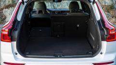 Volvo XC60, il bagagliaio