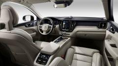 Volvo XC60: interni ancora più confortevoli