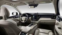 Volvo XC60: la plancia