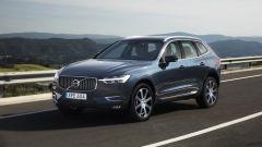 Volvo XC60 problemi alla frenata automatica d'emergenza