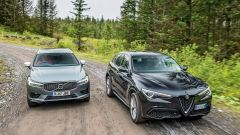 Volvo XC60 vs Alfa romeo Stelvio