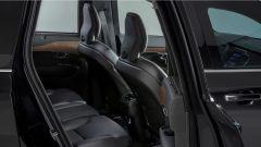 Volvo XC90 blindata, gli interni
