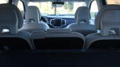 Volvo XC90  D5 AWD Inscription: di serie sedili Comfort con più regolazioni