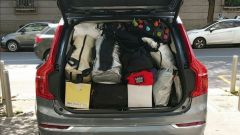 Volvo XC90 D5 AWD Inscription, un bagagliaio a prova di famiglia