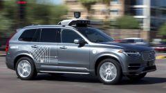 Volvo XC90, il prototipo a guida autonoma di Uber