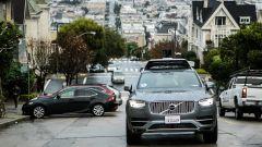 Volvo XC90: la suv svedese a guida autonoma per le strade di San Francisco
