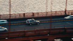 Volvo XC90: la suv svedese attraversa il Golden Gate