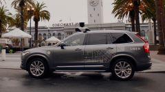 Volvo XC90: la suv svedese segue l'esempio delle Ford Fusion Hybrid circolanti a Pittsburgh