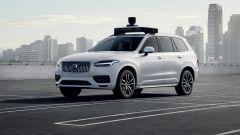 Volvo XC90 il SUV scelto da Uber per i taxi a guida autonoma
