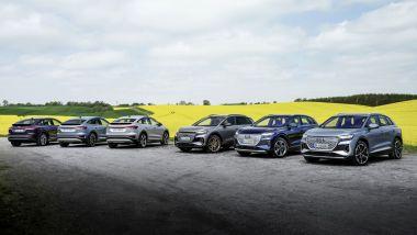 Vorsprung 2030: i piani industriali di Audi per l'auto del futuro