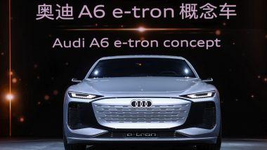 Vorsprung 2030: la concept A6 elettrica